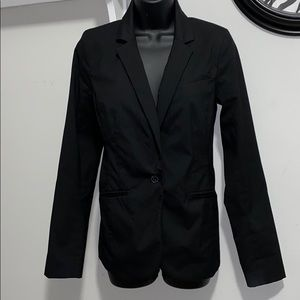 Mossimo Blazer Black XS
